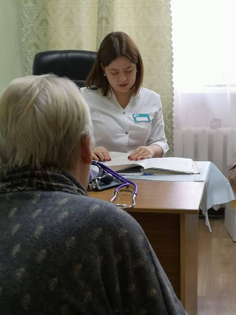 Высокие технологии и добрые сердца - в помощь пожилым
