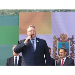 На Ставрополье встретили День урожая – 2019