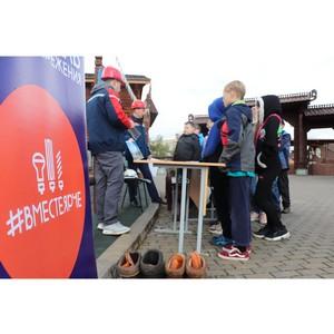 Более шестисот жителей Удмуртии приняли участие в празднике «ВместеЯрче»