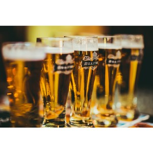Партия пива компании «Балтика» отправлена в Гвинея-Бисау