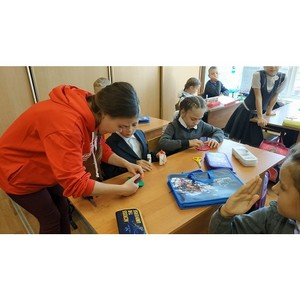Активисты ОНФ провели с благовещенскими школьниками мастер-класс