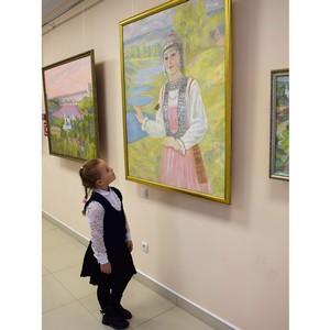Чебоксарские школьники посетили выставки Дома дружбы народов Чувашии