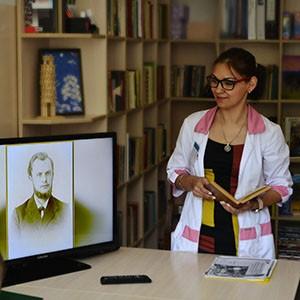 Для пациентов Ставропольской психбольницы провели Сургучевские чтения
