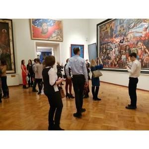 Приглашаем на бесплатный квест в картинной галерее Глазунова