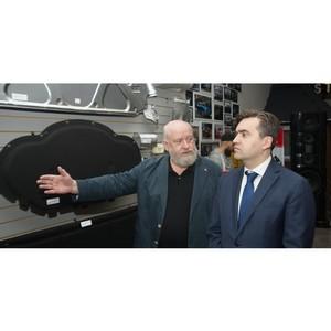 «Стандартпласт» реализует инвестпроект в ТОСЭР «Наволоки» за полтора года