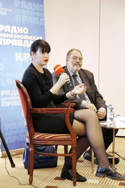 """Радио """"Комсомольская правда"""" и представители бизнеса обсудили вопросы телемедицины"""