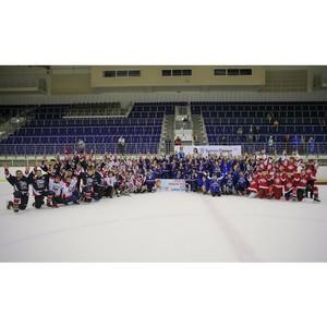 В Москве завершился хоккейный турнир на кубок «Байкал-Сервиса»