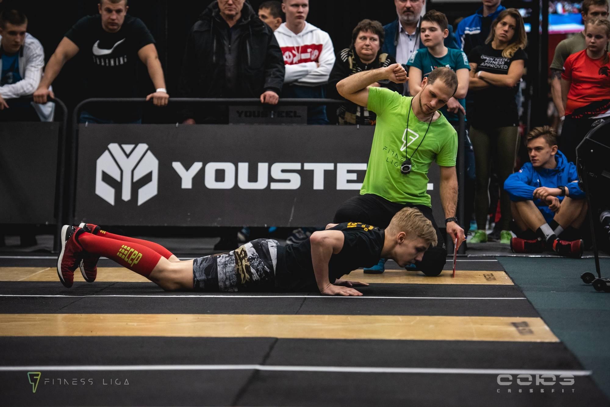 """Спортивный турнир """"Фитнес Лига: дети и подростки"""", Москва, 3 ноября 2019 года"""