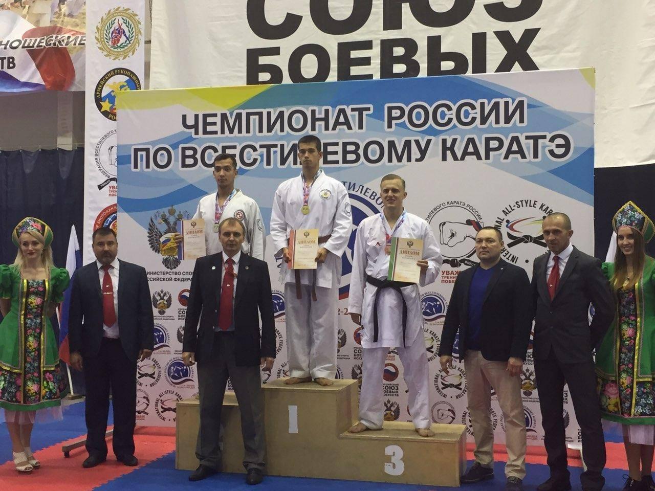 Сын сотрудника ПАО «Саратовнефтегаз» стал чемпионом России