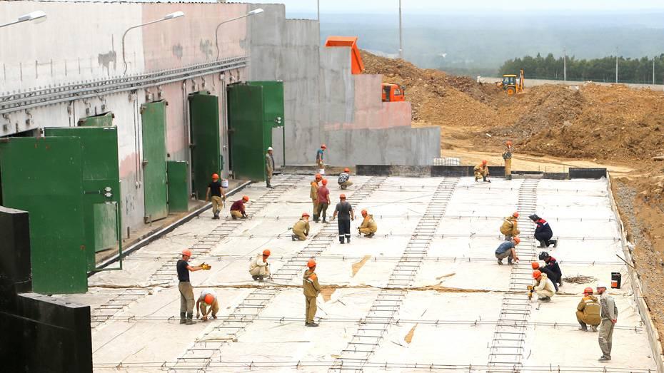 На Дальнем Востоке военные строители сдали новую базу хранения