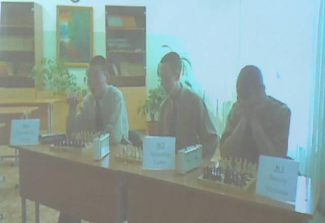 Воспитанники Мариинской ВК провели онлайн-турнир по шахматам с Канской ВК