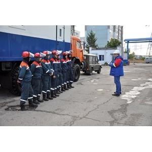 Ульяновские энергетики приняли участие в учениях