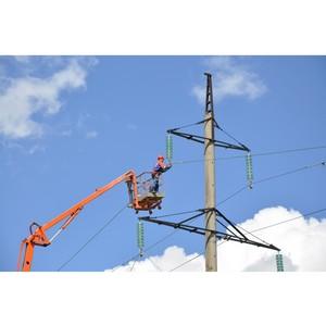 Ульяновские энергетики в 2020 году отремонтируют 2682 километра ЛЭП