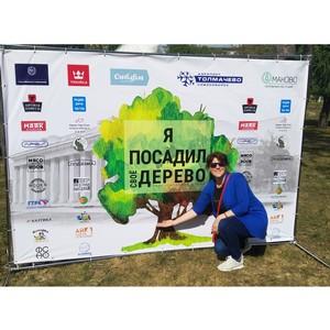 Новосибирская «Балтика» помогла преобразить сквер