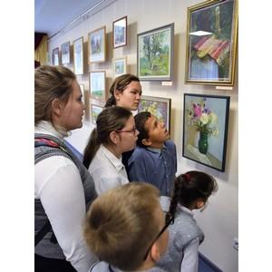 Дом дружбы посетили воспитанники школы № 1 г. Чебоксары