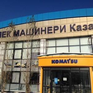 TopLog WMS управляет складом дистрибьютора и сервис-дилера Komatsu и Bomag