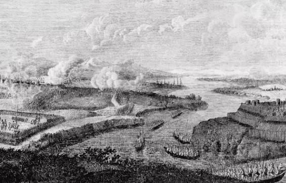 Взятие крепости Туртукай