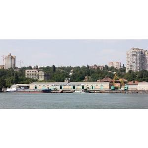 Таможенный пост Речной порт Ростов-на-Дону подвел итоги работы