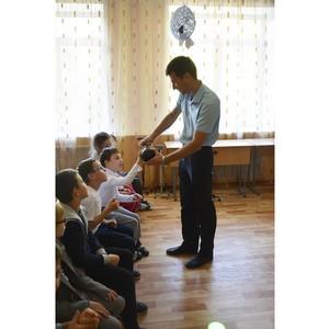Ульяновские нефтяники провели урок энергосбережения в школе-интернате «Улыбка»