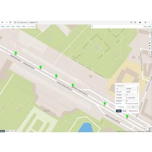 Геоцентр-Консалтинг сообщает о расширении функционала сервиса анализа треков