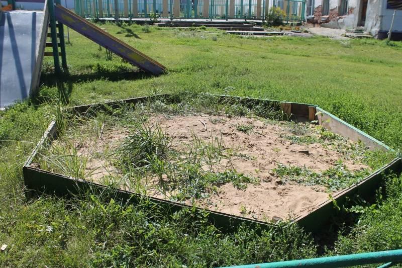 ОНФ в Мордовии обнаружил дефекты на детской площадке в поселке Тургенево