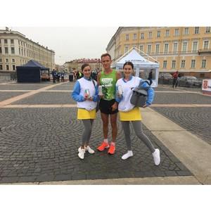 «Балтика 0» поддержала легкоатлетический пробег