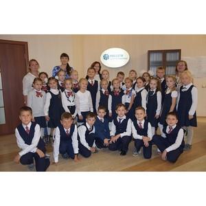 В Мариэнерго прошел День открытых дверей для школьников