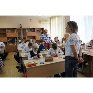 Волгоградские активисты ОНФ провели уроки по безопасности дорожного движения