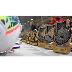 В Москве прошел 2-й Межведомственный кадетский футбольный турнир