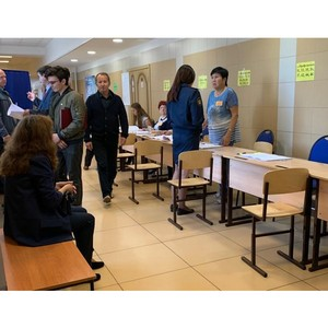 Учреждения УФСИН по Томской области участвовали в едином дне голосования