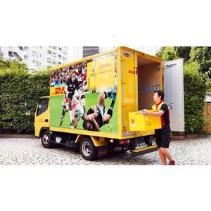 DHL обеспечивает логистику Кубка мира по регби 2019™ в Японии