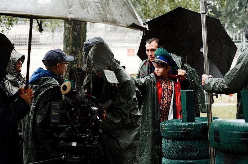 «Киностудия КИТ» объявляет о старте съёмок сериала «Курорт цвета хаки»