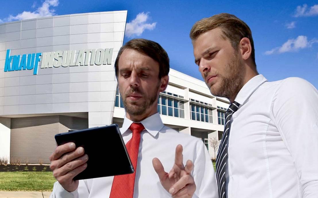 Knauf продолжает цифровую трансформацию процессов мобильной торговли