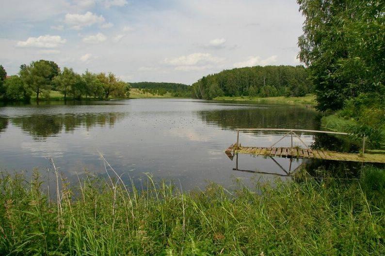 Усадебные пруды