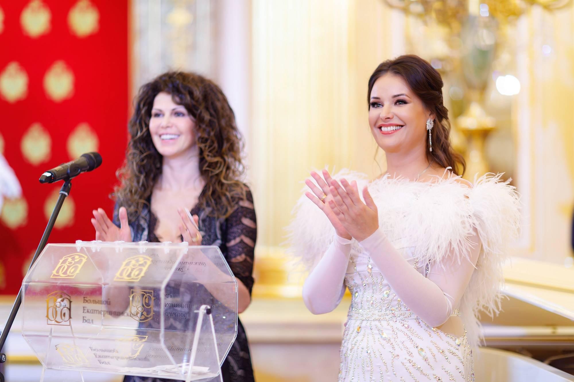 Большой Екатерининский Бал поддержал благотворительный фонд Оксаны Федоровой!