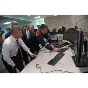 Игорь Маковский посетил с рабочим визитом  Воронежскую область