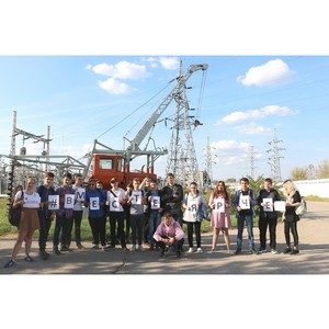 «Россети Центр и Приволжье Калугаэнерго» продолжает поддержку #ВместеЯрче