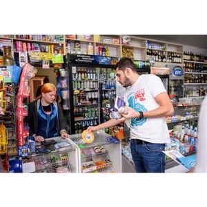 Волонтеры «Балтики» напомнили о правилах продажи алкоголя в Ростове-на-Дону