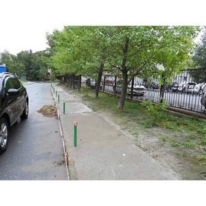 Жители Нижневартовска просят благоустроить дворы и проложить дорожки