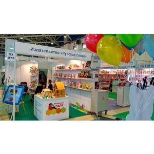 Развивающие игрушки на выставке «Мир детства - 2019»