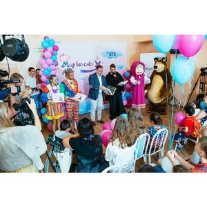 Санкт-Петербург примет участие в благотворительной программе «Мир без слёз»
