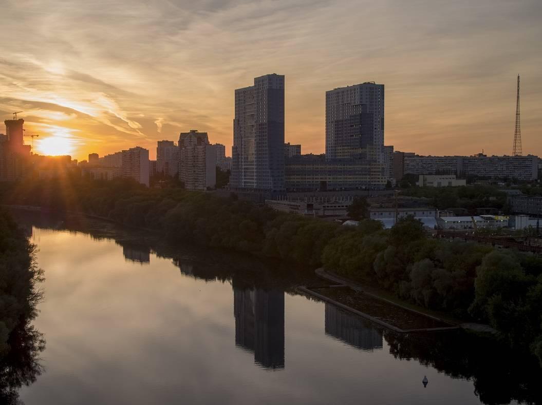 55% покупателей квартир в ЖК «Утесов»в Москве получили ключи