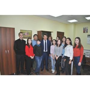 Россельхозбанк провел экскурсию для студентов СВФУ