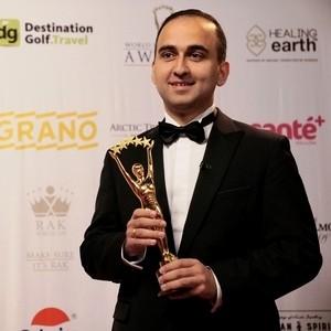 Генерального менеджера Mriya Resort & SPA признали лучшим управленцем