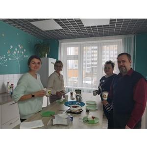 Соседские центры Тюмени договорились о сотрудничестве