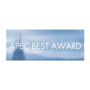 Гран-при APEC Best Award получила представительница из России