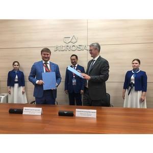 Алроса и Правительство Якутии будут работать над газификацией