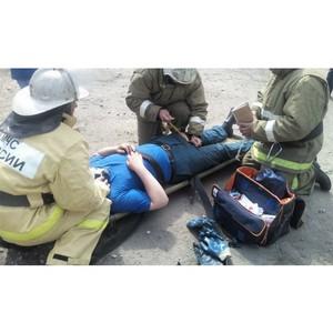 128 кировских спасателей аттестованы в третьем квартале 2019 года
