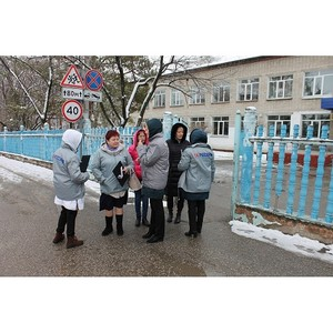 ОНФ выявил опасности на пути следования детей в школы Благовещенска