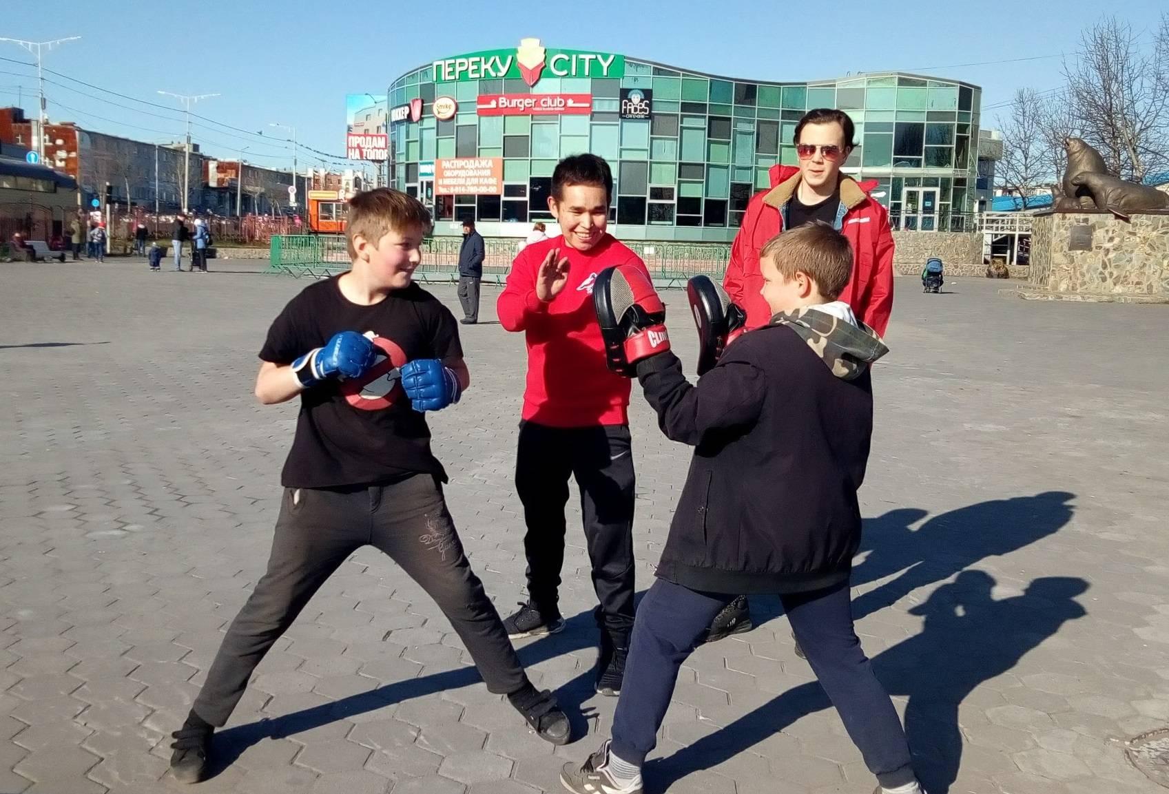 Участники «Молодежки ОНФ» на Камчатке провели благотворительный забег